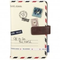 Paper Plane Travel Wallet