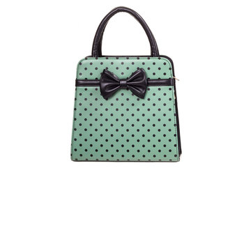 Banned Polkadot Carla Bag