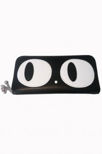 Heart of Gold Cat Wallet